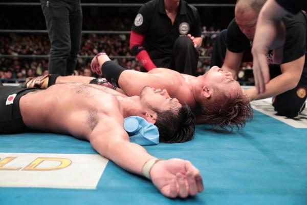 I'm Alive: The Story of Shibata vs. Okada & Wrestling's Fiercest Heart